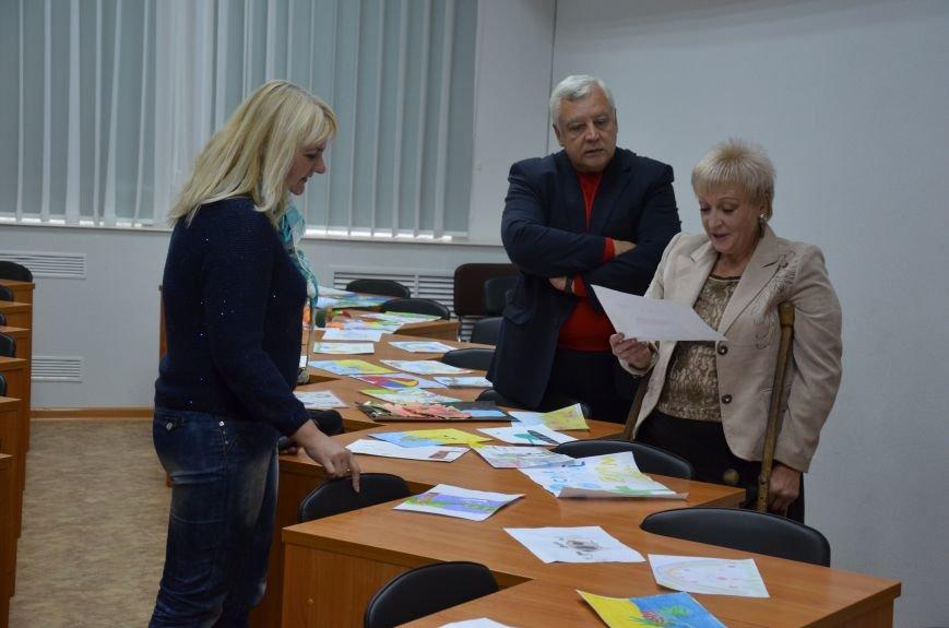 Ко Дню защитника дети из Николаева отправили на передовую рисунки для бойцов(ФОТО), фото-1