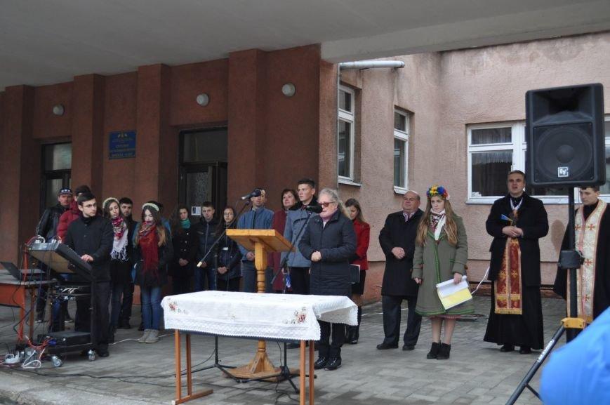 У Львові відкрили меморіальну дошку солдату, який торік загинув в АТО (ФОТО) (фото) - фото 1