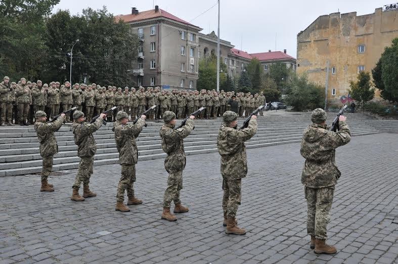 Сьогодні Львів відзначає День захисника України (ФОТО) (фото) - фото 3