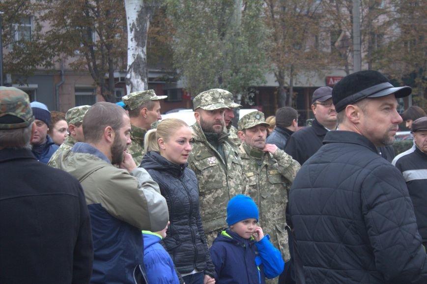 Днепродзержинск отмечает День защитника Украины, фото-6