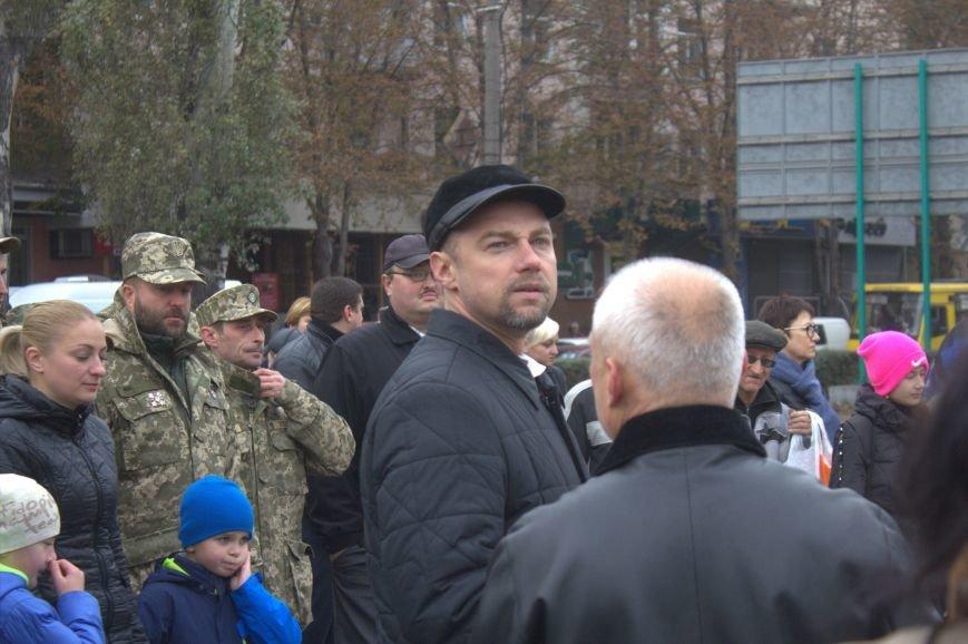 Днепродзержинск отмечает День защитника Украины, фото-7