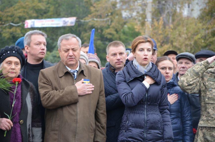 В День защитника Украины Мариуполь посетила первая леди (ФОТО+ВИДЕО), фото-17