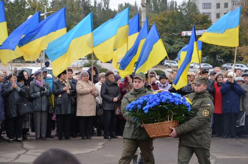 В День защитника Украины Мариуполь посетила первая леди (ФОТО+ВИДЕО), фото-25
