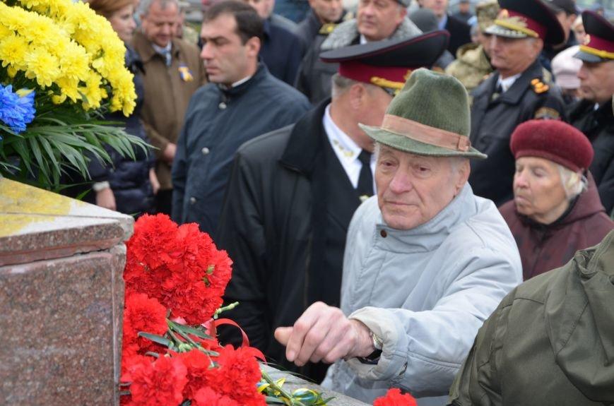 В День защитника Украины Мариуполь посетила первая леди (ФОТО+ВИДЕО), фото-31