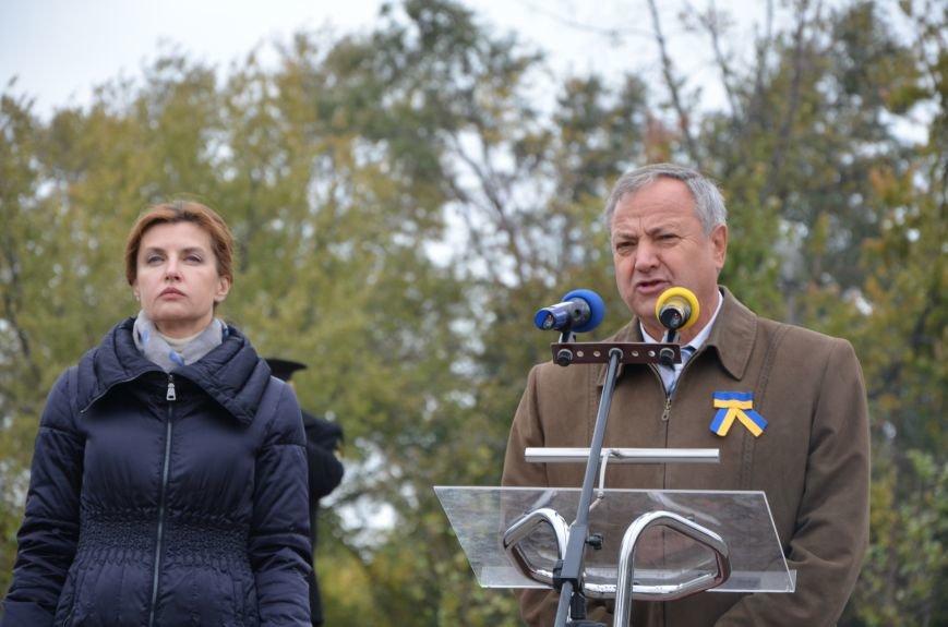 В День защитника Украины Мариуполь посетила первая леди (ФОТО+ВИДЕО), фото-22