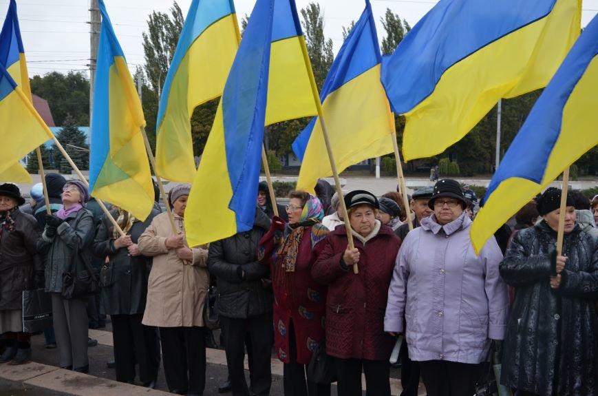 В День защитника Украины Мариуполь посетила первая леди (ФОТО+ВИДЕО), фото-1