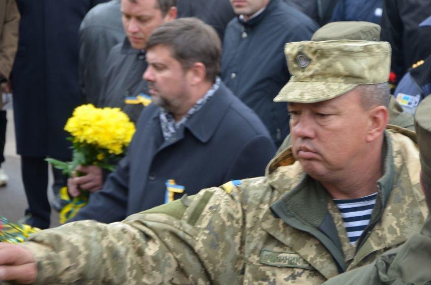 В День защитника Украины Мариуполь посетила первая леди (ФОТО+ВИДЕО), фото-30