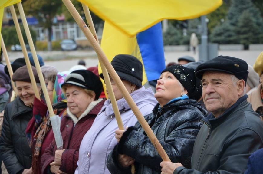 В День защитника Украины Мариуполь посетила первая леди (ФОТО+ВИДЕО), фото-8