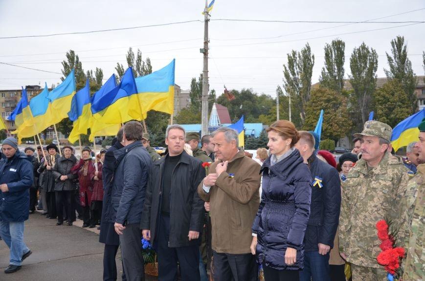 В День защитника Украины Мариуполь посетила первая леди (ФОТО+ВИДЕО), фото-10