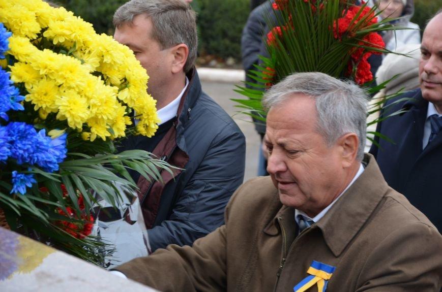 В День защитника Украины Мариуполь посетила первая леди (ФОТО+ВИДЕО), фото-28