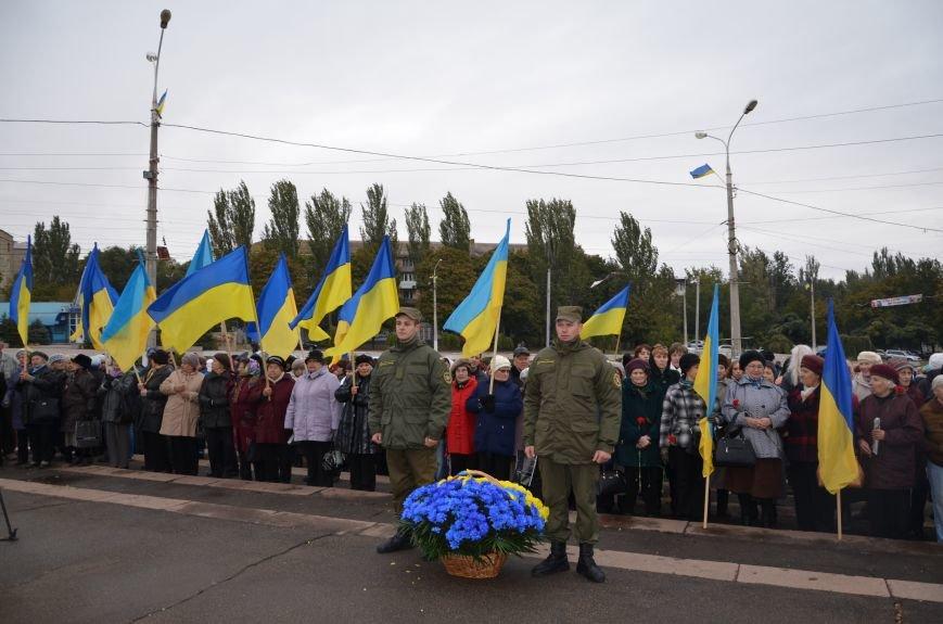 В День защитника Украины Мариуполь посетила первая леди (ФОТО+ВИДЕО), фото-2