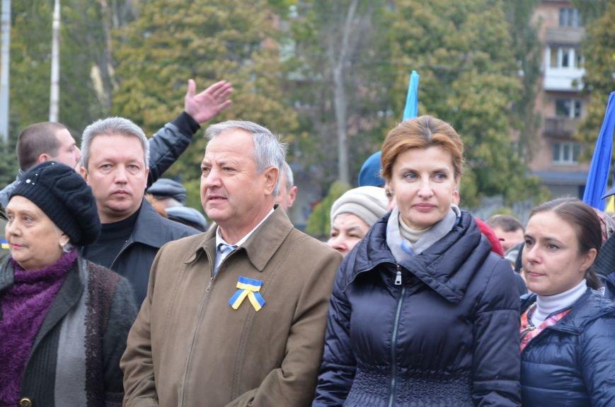 В День защитника Украины Мариуполь посетила первая леди (ФОТО+ВИДЕО), фото-12