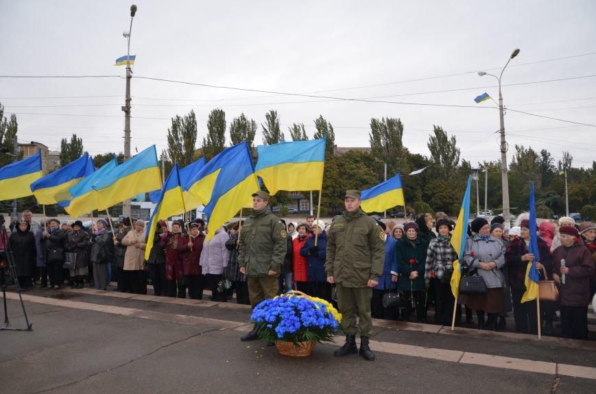 В День защитника Украины Мариуполь посетила первая леди (ФОТО+ВИДЕО), фото-4
