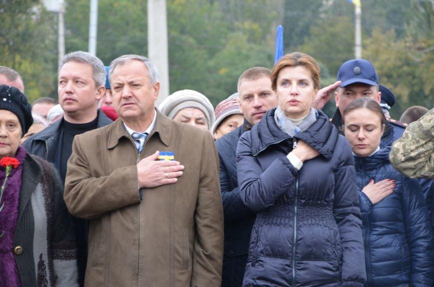 В День защитника Украины Мариуполь посетила первая леди (ФОТО+ВИДЕО), фото-14