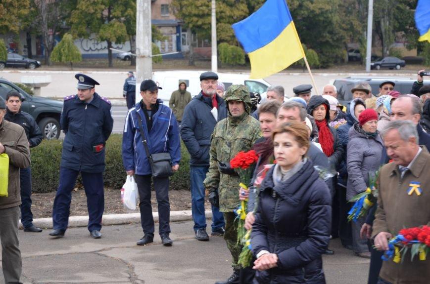 В День защитника Украины Мариуполь посетила первая леди (ФОТО+ВИДЕО), фото-26