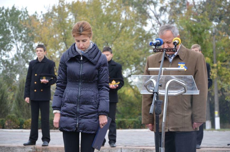 В День защитника Украины Мариуполь посетила первая леди (ФОТО+ВИДЕО), фото-21