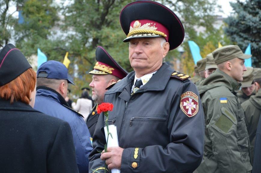 В День защитника Украины Мариуполь посетила первая леди (ФОТО+ВИДЕО), фото-9