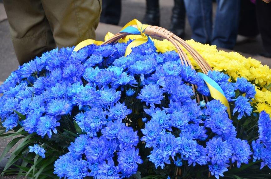 В День защитника Украины Мариуполь посетила первая леди (ФОТО+ВИДЕО), фото-7