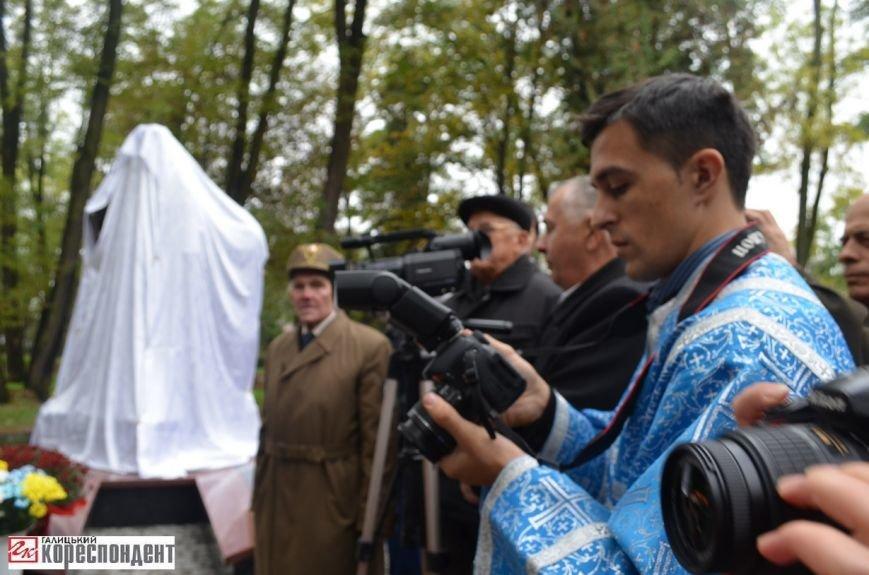 В Івано-Франківську освятили пам'ятник убитому на Майдані Роману Гурику (ФОТО), фото-3
