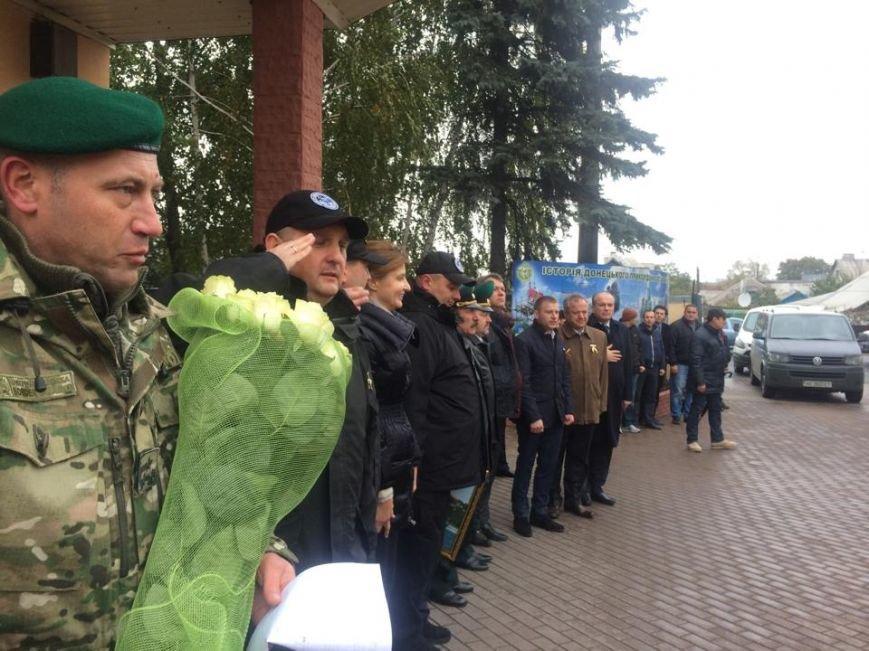 Пограничники подарили Марине Порошенко картину, которую вывезли из Керчи (ФОТО,Видео) (фото) - фото 3