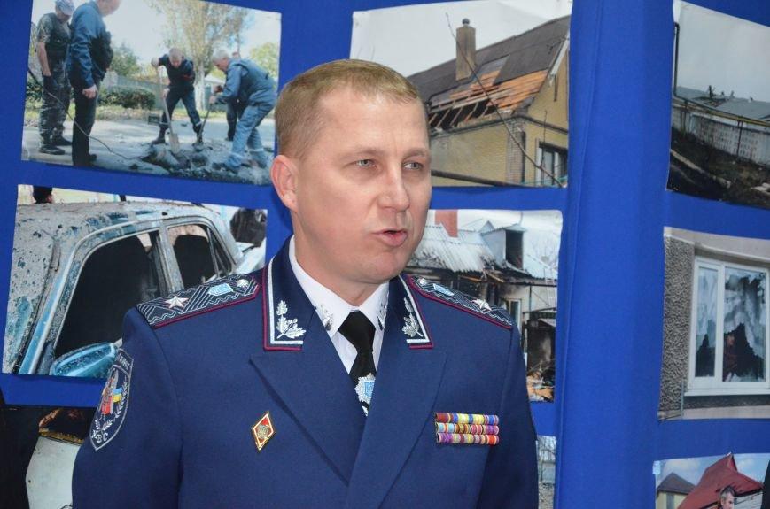 В Мариуполе открылась персональная выставка журналиста Николая Рябченко (ФОТО), фото-21