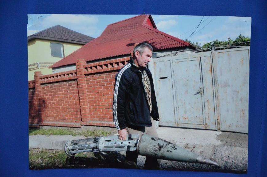 В Мариуполе открылась персональная выставка журналиста Николая Рябченко (ФОТО), фото-13