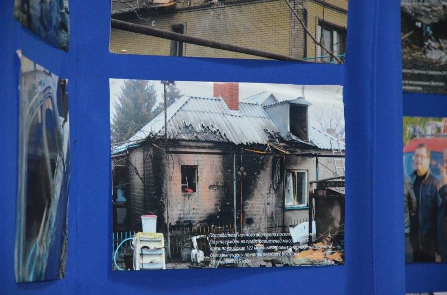 В Мариуполе открылась персональная выставка журналиста Николая Рябченко (ФОТО), фото-5
