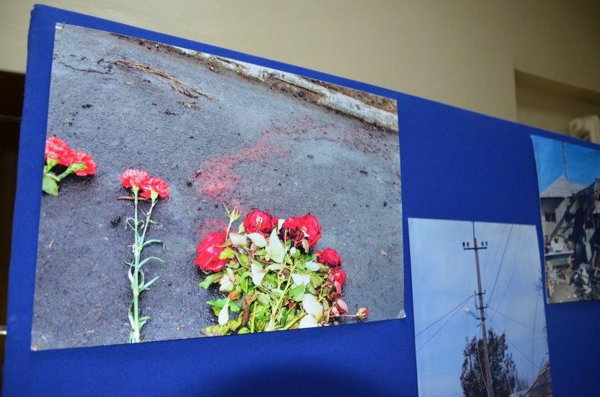В Мариуполе открылась персональная выставка журналиста Николая Рябченко (ФОТО), фото-3
