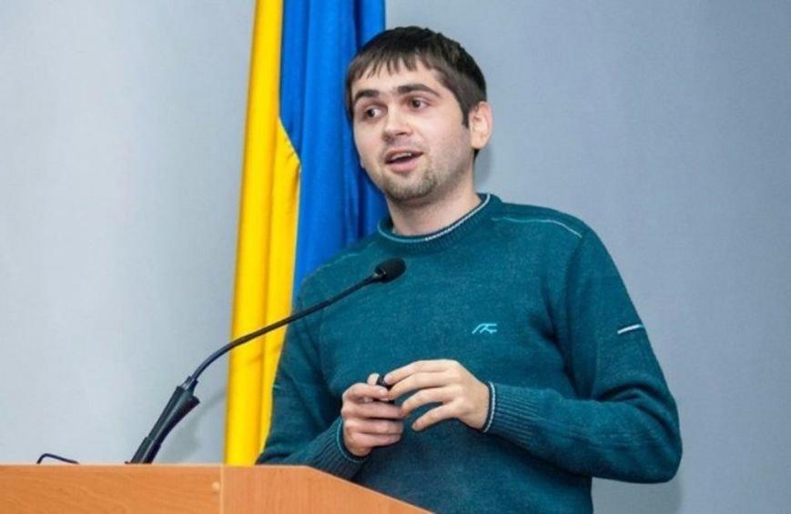 Роман Повзик (фото – poltava.to)