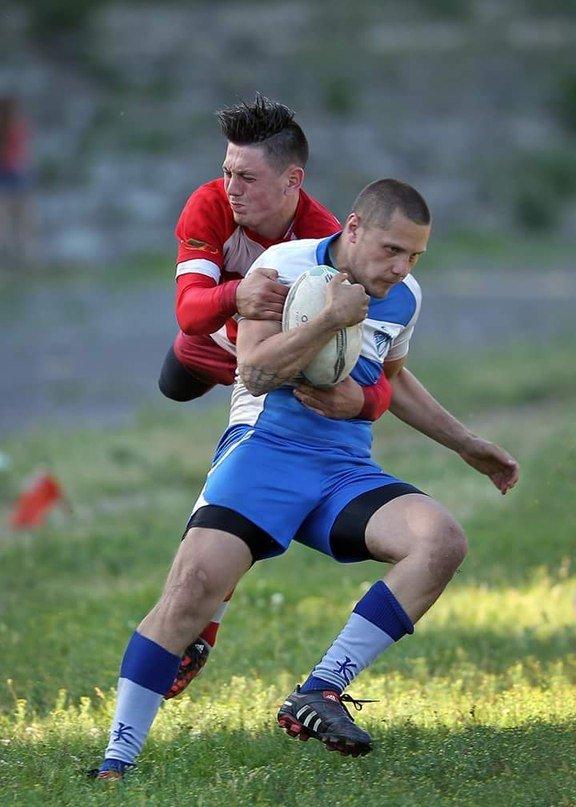 Криворожские регбисты достойно выступили на финале высшей лиги национального первенства Украины (ФОТО) (фото) - фото 1