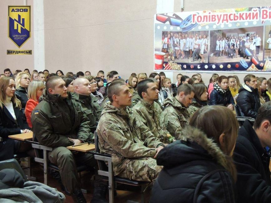 """Тримайся Україно. Тримайся,  український солдате!» - концерт под таким названием прошёл в Бердянске, фото-7"