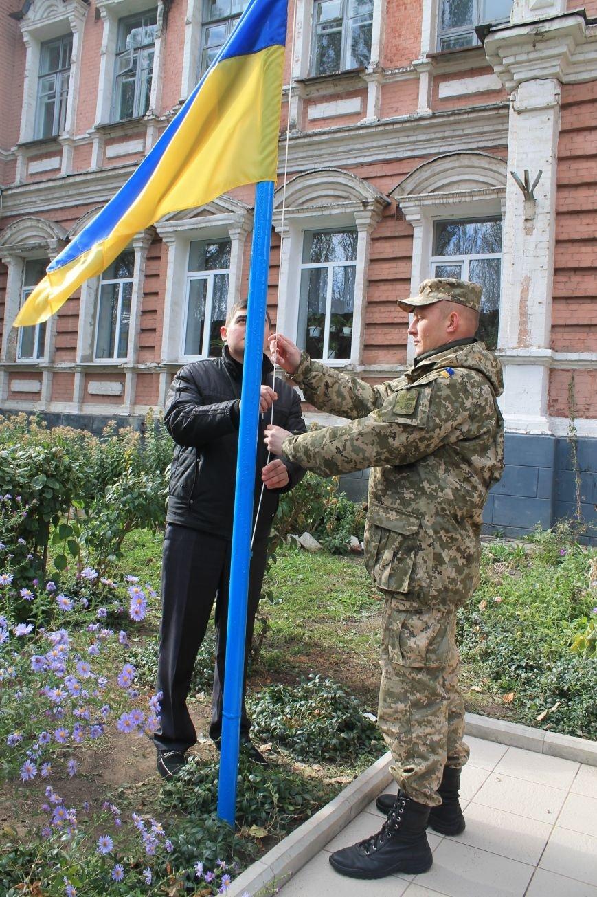 В Артемовске-Бахмуте открыли мемориальную доску, фото-3