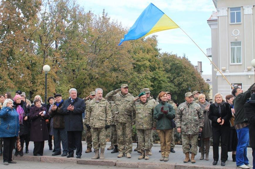 Торжественный марш военных (ФОТО), фото-3