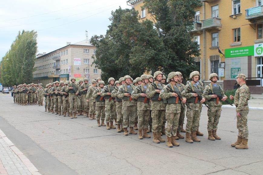 Торжественный марш военных (ФОТО), фото-1
