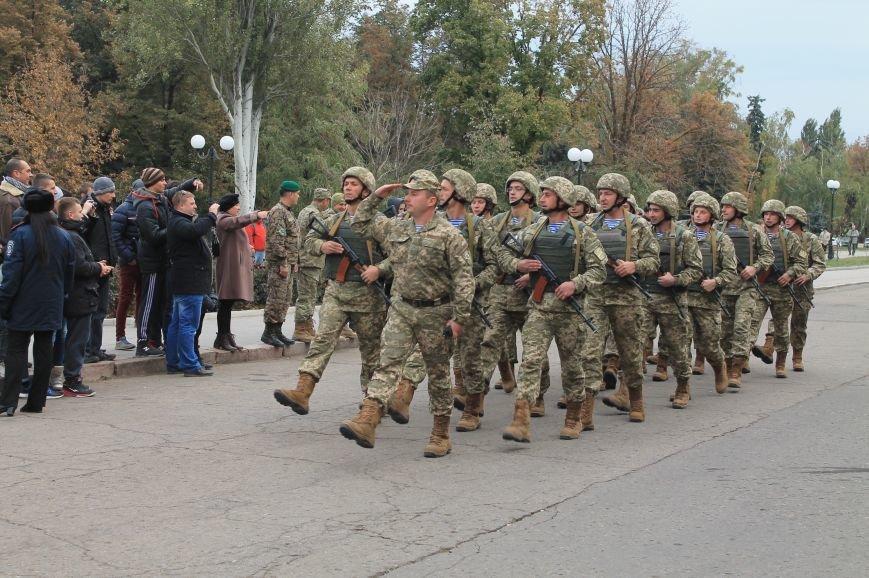 Торжественный марш военных (ФОТО), фото-4