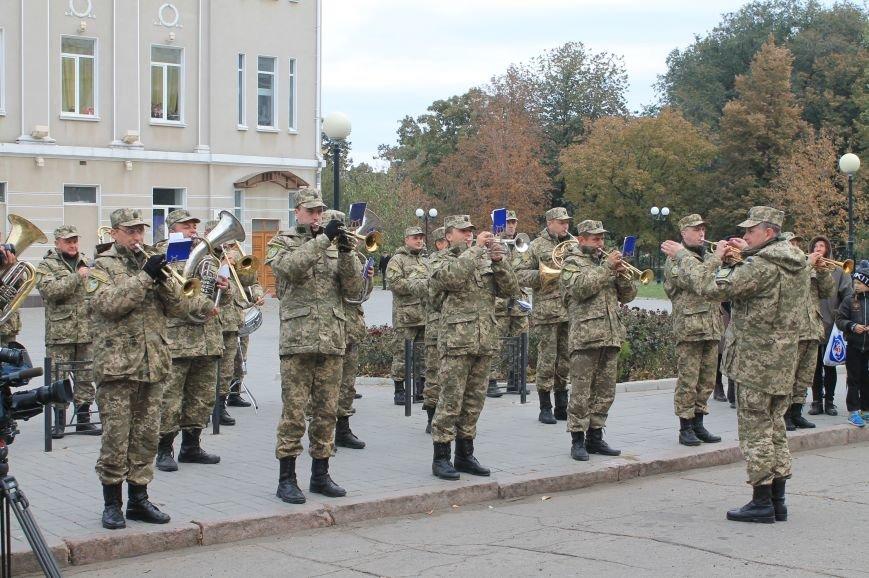 Торжественный марш военных (ФОТО), фото-5