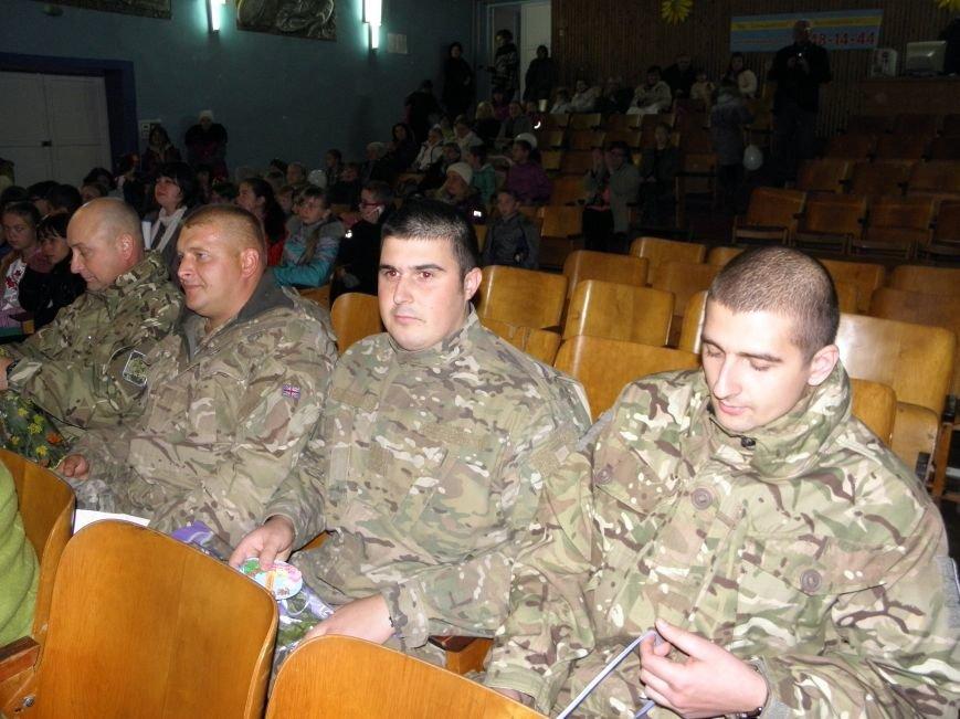 В Краматорском ЦВР прошел праздник для защитников Украины (фото) - фото 2