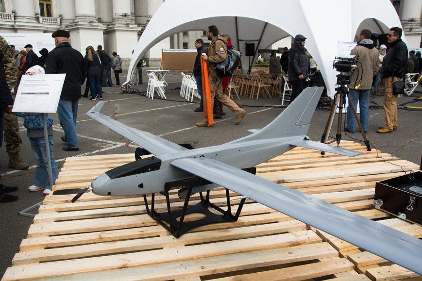 В Киеве прошла выставка украинской военной техники (ФОТОРЕОПРТАЖ) (фото) - фото 1