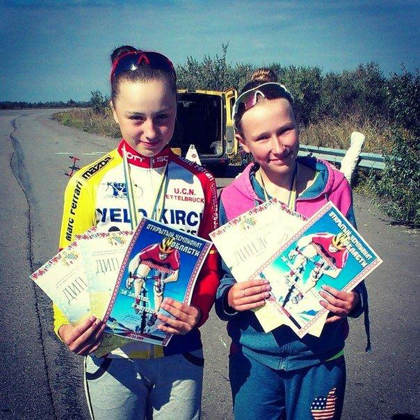 Днепродзержинцы успешно выступили на чемпионате Украины по велоспорту «Гонка в гору» (фото) - фото 2