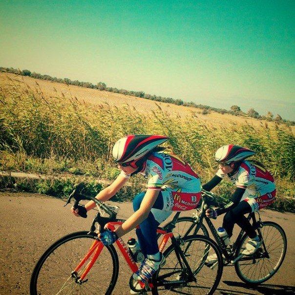 Днепродзержинцы успешно выступили на чемпионате Украины по велоспорту «Гонка в гору» (фото) - фото 3
