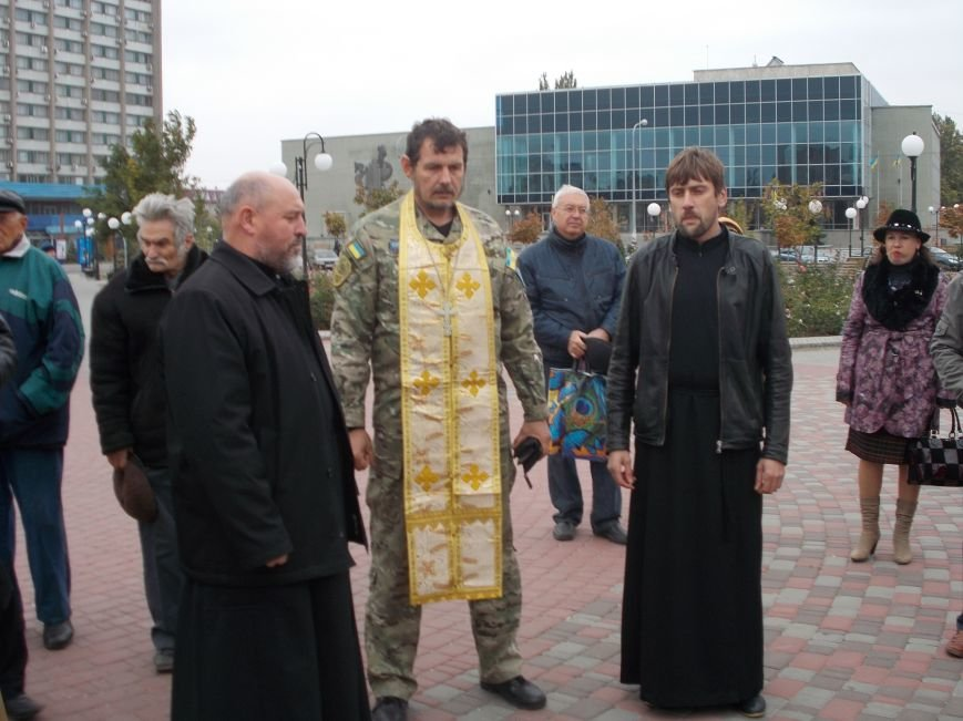 «Марш героев» прошел в Бердянске (фото) - фото 4