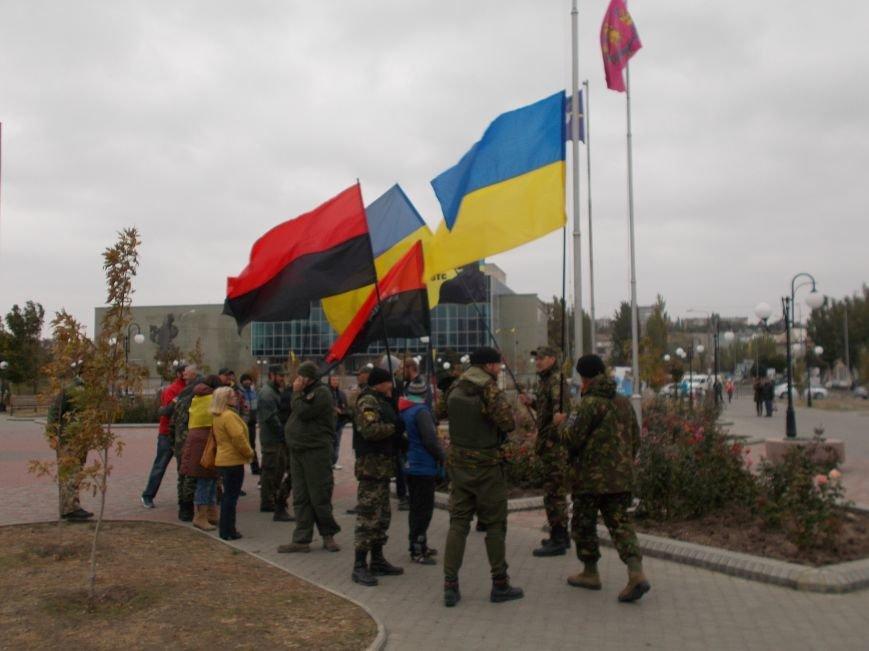 «Марш героев» прошел в Бердянске (фото) - фото 1