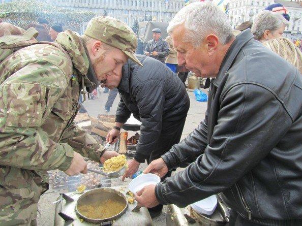 В Сумах отметили День защитника Украины (ФОТО), фото-2