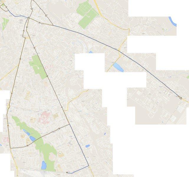 Чернівчани пропонують запустити в місті нічний тролейбусний маршрут (фото) - фото 1