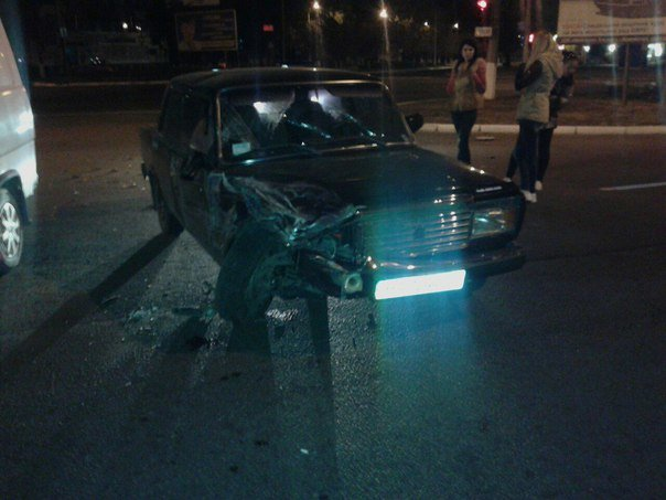 В Кременчуге Lada «подбила» грузовой Fiat (ФОТО) (фото) - фото 2