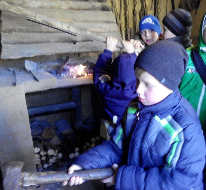 Ученики 14 школы города Белозерское приняли участие в выездной экскурсии по изучению родного края, фото-6