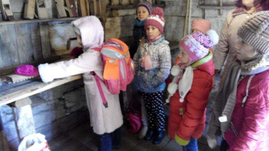 Ученики 14 школы города Белозерское приняли участие в выездной экскурсии по изучению родного края, фото-8