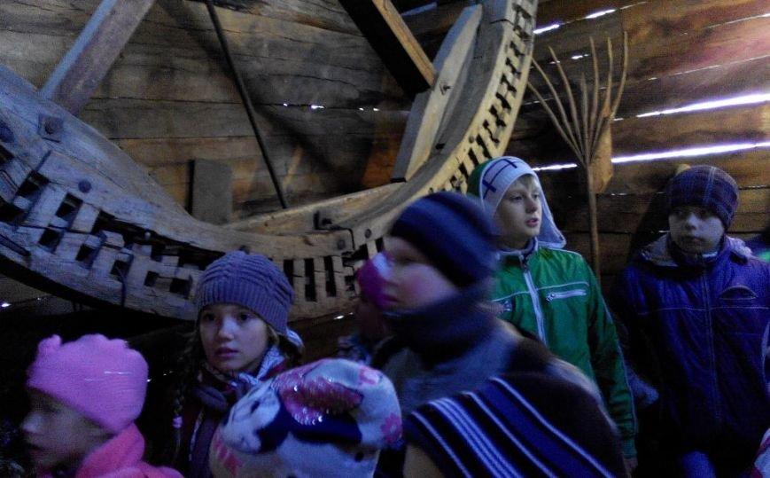 Ученики 14 школы города Белозерское приняли участие в выездной экскурсии по изучению родного края, фото-9