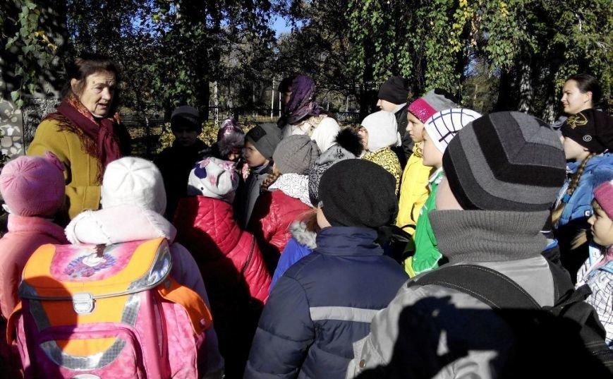 Ученики 14 школы города Белозерское приняли участие в выездной экскурсии по изучению родного края, фото-1