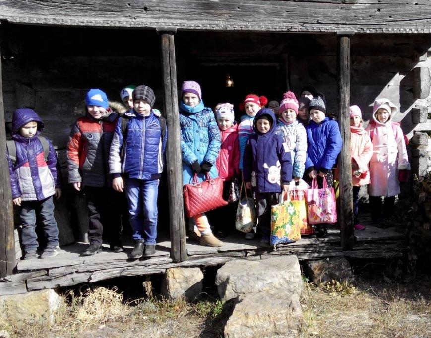 Ученики 14 школы города Белозерское приняли участие в выездной экскурсии по изучению родного края, фото-7